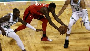 Toronto Raptors at Boston Celtics
