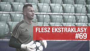 Flesz Ekstraklasy #69: 7 finałów Ligi Mistrzów bramkarza Legii
