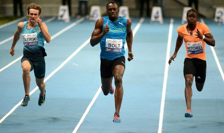 Bolt, Zalewski. Mitchell