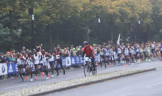 Berlin Marathon, Berlin Maraton