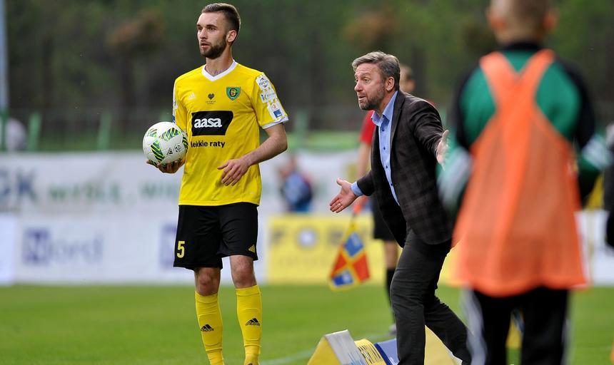 GKS Katowice - Sandecja Nowy Sacz