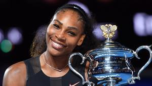 Serena Williams will give birth in autumn