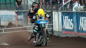 Tai Woffinden. Grand Prix Czech 2016.