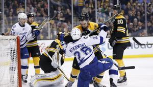 Tampa Bay Lightning at Boston Bruins