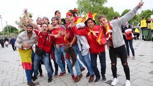 Hiszpania - Macedonia
