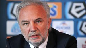 Konferencja prasowa z nowym prezesem Ruchu Chorzow