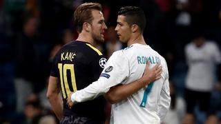 Real Madrid v Tottenham - UEFA Champions League
