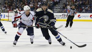 Columbus Blue Jackets Washington Capitals