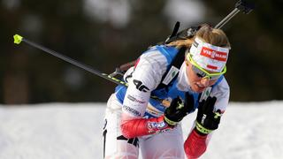 Biathlon Mistrzostwa Swiata w biathlonie