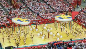 Polska, Serbia, siatkówka, kibice