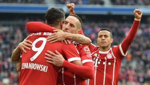 Bayern Munich vs FSV Mainz 05
