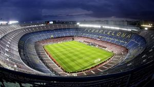 FOTBALL - UEFA CHAMPIONS LEAGUE - GROUP C - FC BARCELONA v MANCHESTER CITY