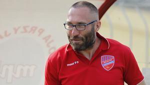 Pilka nozna. Puchar Polski. Rakow Czestochowa - Chrobry Glogow. 23.07.2016