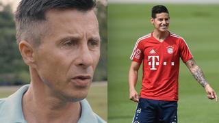 """""""James będzie gwiazdą Bayernu, pomoże Robertowi"""""""