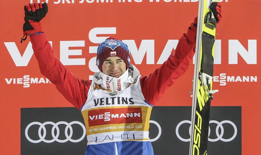 FIS Ski Jumping World Cup in Lahti