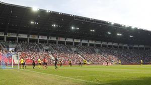 Pilka nozna. I liga. GKS Tychy - GKS Katowice. 01.10.2016