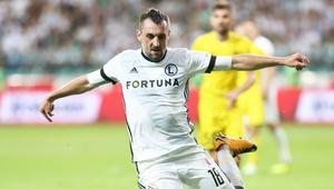 17.08.2017 LEGIA WARSZAWA - SHERIFF TYRASPOL RUNDA PLAY OFF LIGI EUROPY UEFA PILKA NOZNA