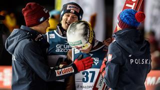 Puchar Swiata w skokach narciarskich w Zakopanem, konkurs indywidualny