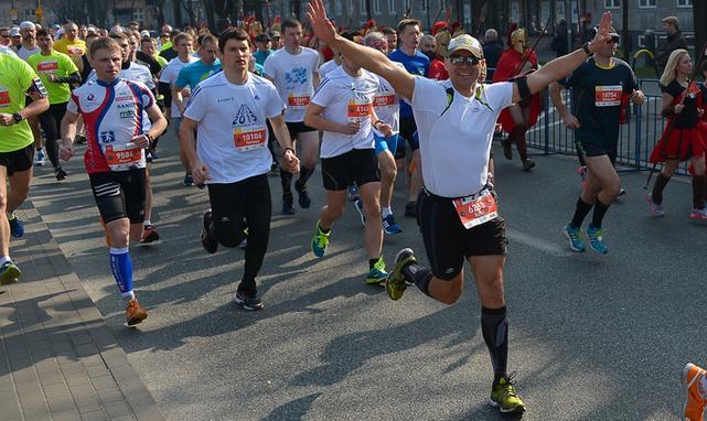 Bieganie powinno sprawiać przyjemność