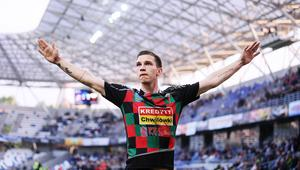 Jakub Świerczok od nowego sezonu zagra w Lubinie.