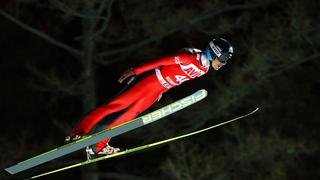 RUSSIA SKI JUMPING WORLD CUP