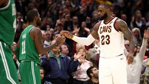 Boston Celtics vs. Cleveland Cavaliers