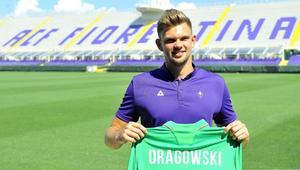 Bartłomiej Drągowski Fiorentina