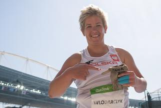 Anita Włodarczyk: Ja w maratonie? Tylko na rowerze, albo na rolkach