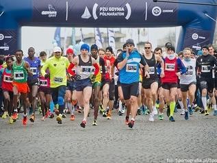 Transmisja live z ONICO Gdynia Półmaratonu