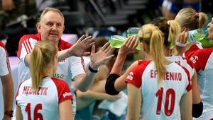 Trener reprezentaci Polski Jacek Nawrocki