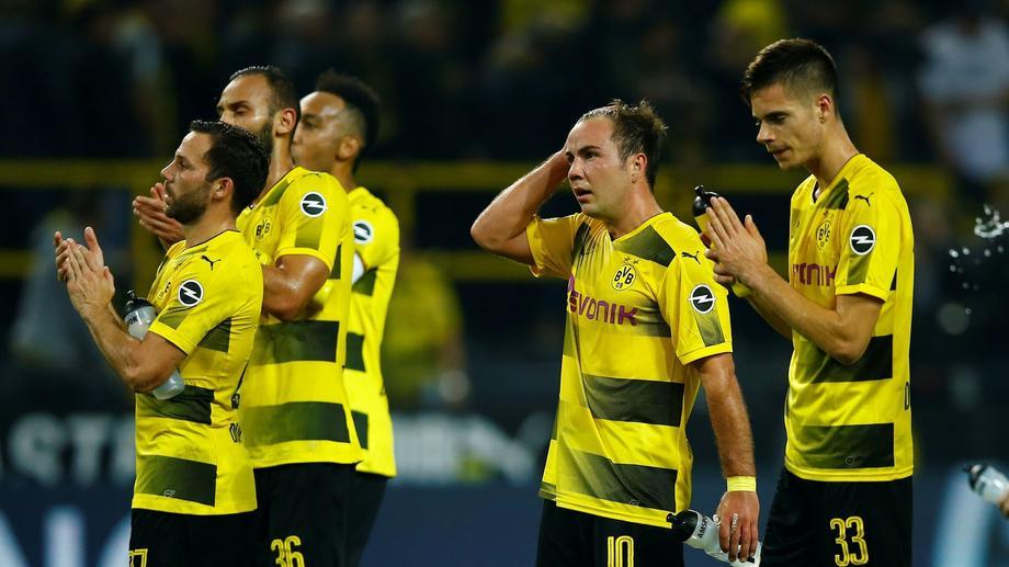 Borussia Dortmund vs RB Lipsk