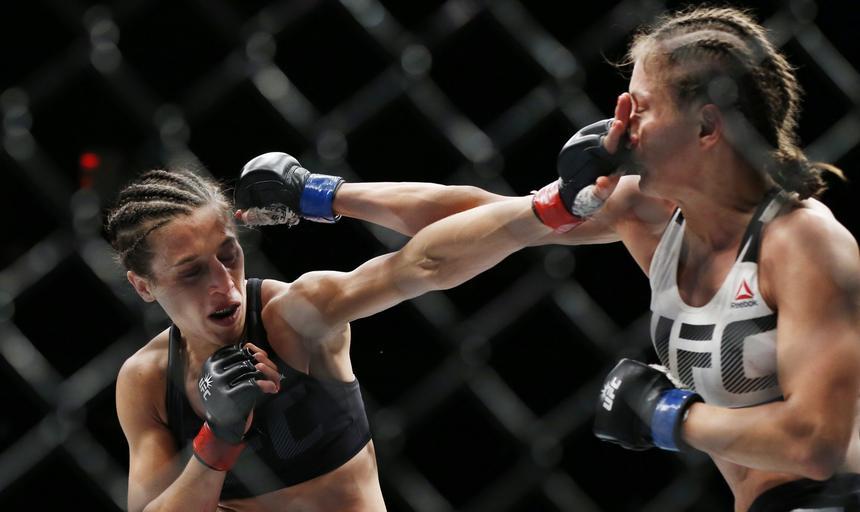 Joanna Jędrzejczyk vs Karolina Kowalkiewicz