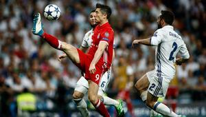 Real Madrid vs FC Bayern Munich