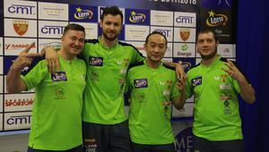 Wang Jianan Spójnia Warszawa tenis stołowy