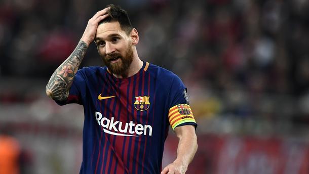 Losowanie LM: Messi nigdy nie strzlił gola Chelsea