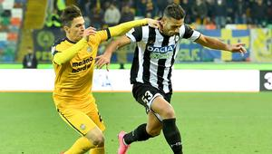 Udinese vs Hellas Verona