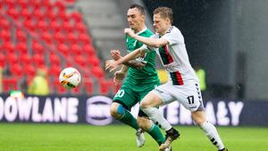 Pilka nozna. Nice I liga. GKS Tychy - Olimpia Grudziadz.17.09.2017
