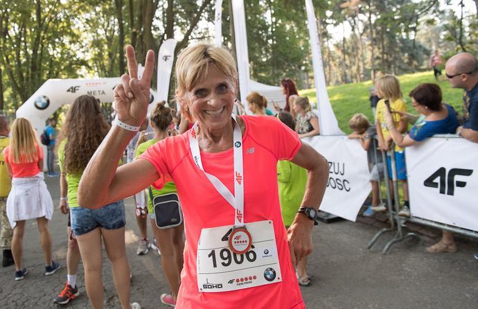 Wanda Panfil – zwyciężczyni Maratonu Bostońskiego 1991, mistrzyni świata w maratonie w tym samym roku