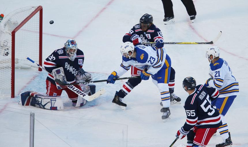 NHL: Winter Classic-Buffalo Sabres vs New York Rangers