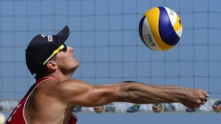 2015 ASICS World Series of Beach Volleyball - Day 3