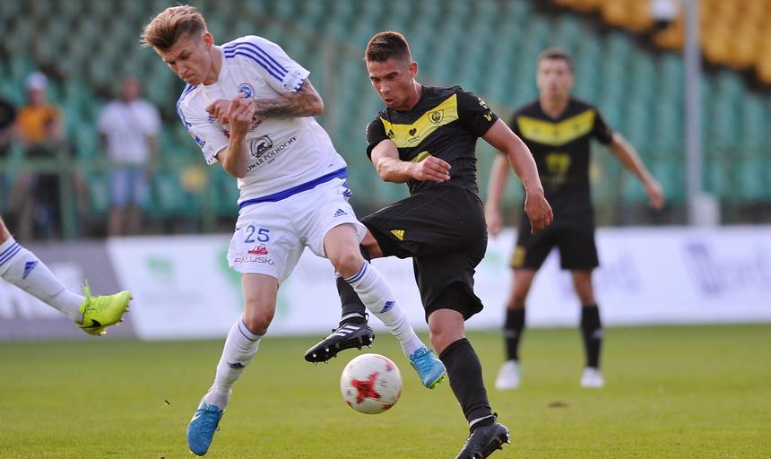 GKS Katowice - Wigry Suwalki