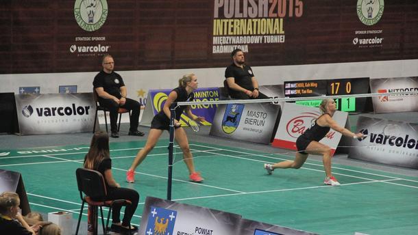 Badminton w Bieruniu