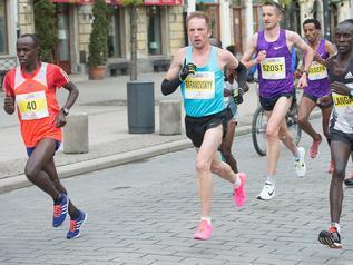 Jest już znana trasa, koszulka i medal na Orlen Warsaw Marathon