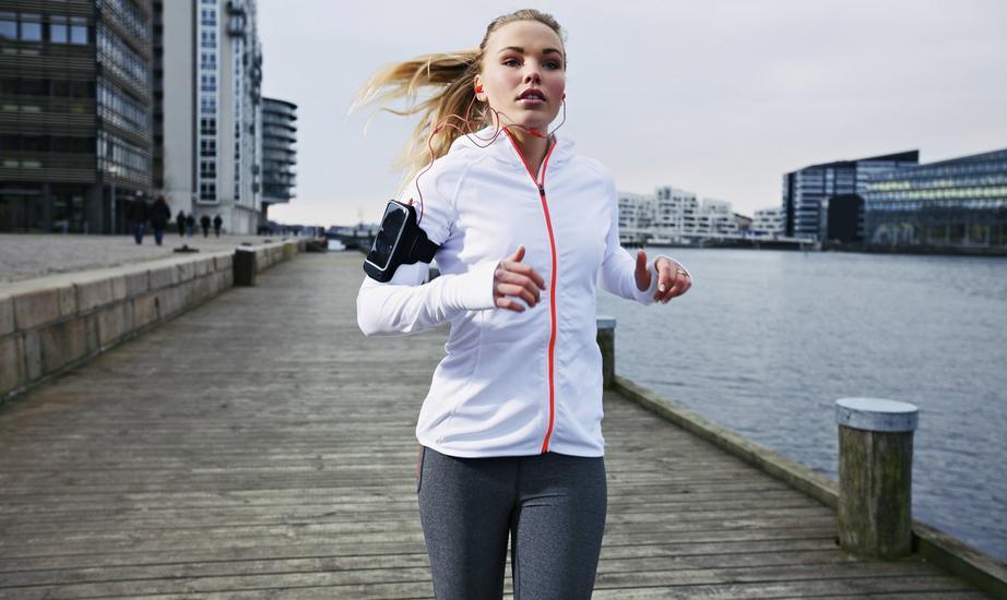 jogging, czas na bieganie