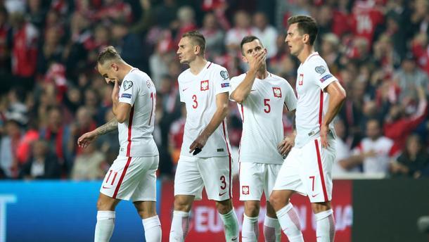 Dania Polska eliminacje MŚ 2018