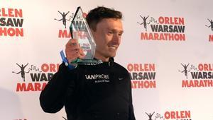 Kozłowski: Kibice dodali mi skrzydeł na Orlen Warsaw Marathon