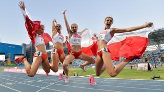Uniwersjada: Brązowy medal żeńskiej sztafety 4x100 metrów