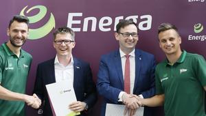 Lechia Gdańsk i Energa