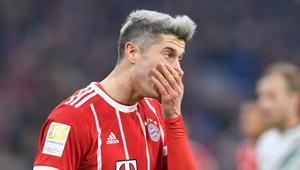 Fussball 1. Bundesliga/ FC Bayern Munich-Hanover 96 3-1