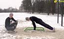 Statyczne ćwiczenia wzmacniające tułów